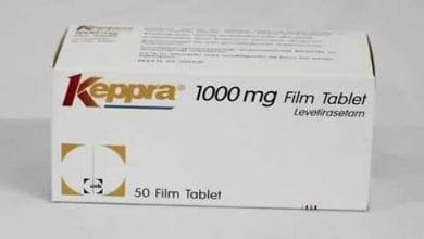 كيبرا أقراص شراب لعلاج نوبات الصرع وعلاج حالات التوحد Keppra