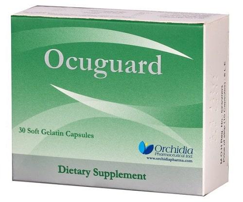 اوكيوجارد كبسولات مكمل غذائى Ocuguard Capsules