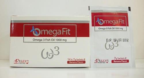 أوميجا فيت أكياس مكمل غذائى Omega Fit Sachets