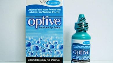 أوبتيف قطرة مرطب للعين Optive Eye Drops