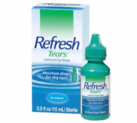 ريفريش تيرز قطرة مرطب للعين Refresh Tears Eye Drops