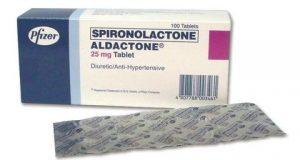 سبيرونولاكتون أقراص لعلاج إرتفاع ضغط الدم Spironolactone Tablets