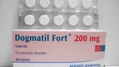 دوجماتيل فورت أقراص لعلاج القولون العصبى Dogmatil Fort Tablets
