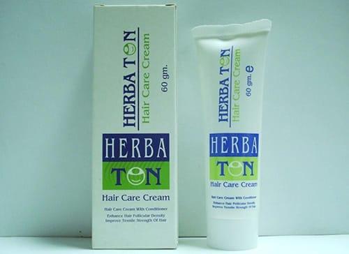 هيرباتون كريم لعلاج الثعلبة والصلع Herba Ton Cream