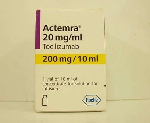 اكتيمرا حقن لعلاج إلتهابات المفاصل الروماتزمى Actimra injection