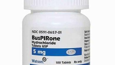 بوسبيرون أقراص لعلاج القلق والتوتر Buspirone Tablets