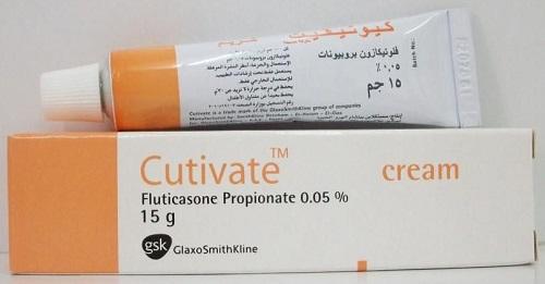 كيوتيفيت مرهم مضاد للحساسية والحكة الجلدية Cutivate Ointment