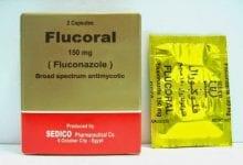 فلوكورال كبسولات لعلاج إلتهابات الفطريات Flucoral Capsules