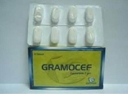 جراموسيف أقراص مضاد حيوى واسع المجال Gramocef Tablets