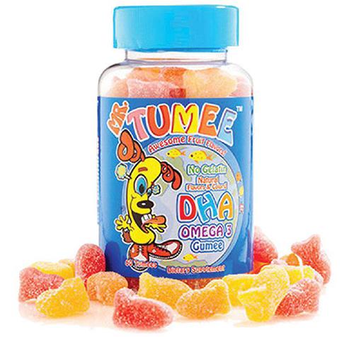 مستر تومى فيتامينات ومقوى عام للأسنان وعظام الاطفال Mr Tumee