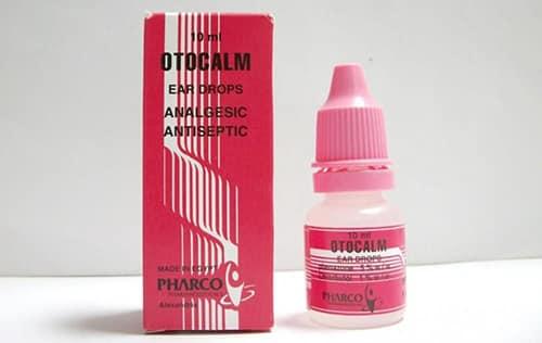 أوتوكالم نقط لعلاج التهابات الأذن Otocalm Ear Drops