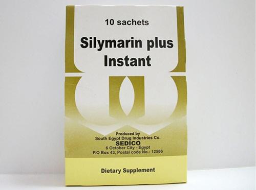 سيليمارين بلس لحماية وتنشيط خلايا الكبد وعلاج دهون الكبد Silymarin Plus