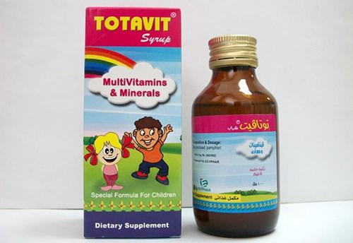 توتافيت شراب Totavit Syrup
