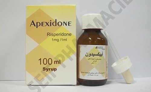 أبيكسيدون شراب Apexidone Syrup