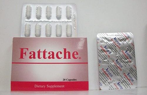 فاتاشي كبسولات مكمل غذائى لإنقاص الوزن وزيادة الحرق Fattache Capsules