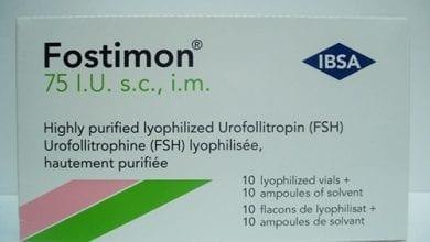 فوستيمون حقن لتشجيع إنتاج البويضات من المبيض Fostimon Injection
