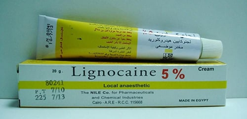 لجنوكايين كريم Lignocaine Cream