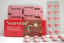 نيوروتون لتحسين وظائف الجهاز العصبى وعلاج التهاب الأعصاب Neuroton