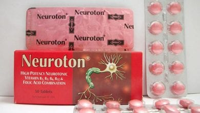 برشام نيوروتون Neuroton Tablets
