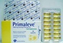 بريماليف كبسولات مكمل غذائى ولعلاج التهابات الأعصاب Primaleve Capsules