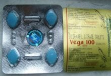 فيجا أقراص لعلاج ضعف الانتصاب وسرعة القذف Vega Tablets