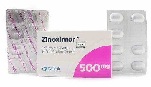 زينوكسيمور أقراص مضاد حيوي واسع المجال Zionximor Tablets