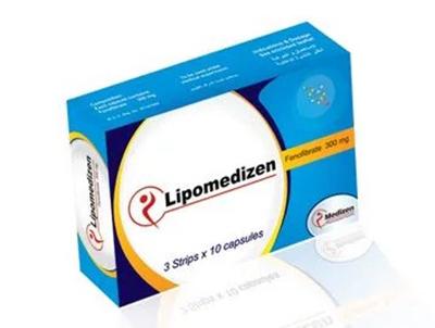 ليبوميدزين كبسولات لعلاج إرتفاع نسبة الكوليسترول في الدم Lipomedizen Capsules