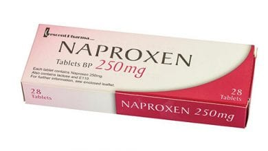 نابروكسين أقراص مسكن للآلام ومضاد للالتهاب Naproxen Tablets