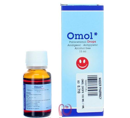 أومول نقط Omol Drops