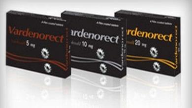 فاردينوريكت أقراص لعلاج ضعف الانتصاب والمشاكل الجنسية Vardenorect Tablets