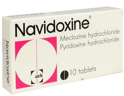 نافيدوكسين أقراص مضاد للقئ والغثيان Navidoxine Tablets