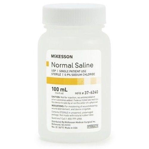 نورمال سلاين حقن محلول لرفع الضغطNormal saline Injection