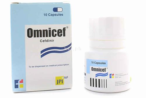 أومنيسف مضاد حيوى واسع المجال لعلاج الالتهابات البكتيريةOmnicef