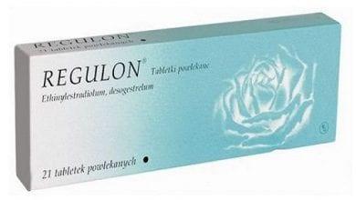 ريجيولون أقراص لمنع الحملRegulonTablets