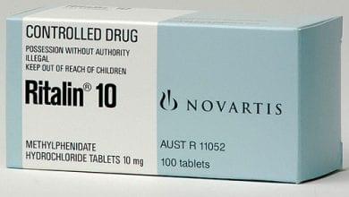ريتالين أقراص لعلاج قصور الانتباة وفرط الحركةRitalin Tablets