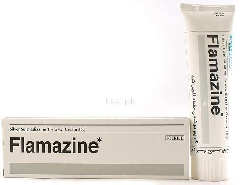 فلامازين كريم مضاد للبكتريا Flamazine Cream