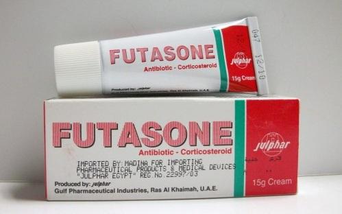 فيوتاسول مضاد حيوى لعلاج العدوى الجلدية Futasole