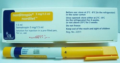 نورديتروبين حقن لعلاج نقص هرمون النمو Norditropin Injection