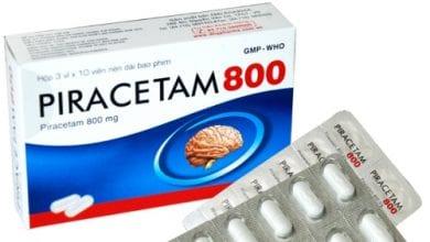 بيراسيتام أقراص علاج منشط للمخ والذهن Piracetam Tablets