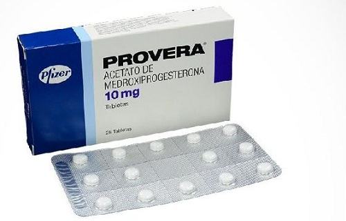بروفيرا أقراص لعلاج إضطرابات الدورة الشهريةProvera Tablets