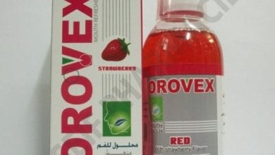 Orovex Mouth Wash