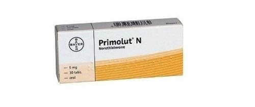 بريمولوت لتنظيم الدورة وعلاج إضطرابات الدورة الشهرية Primolut