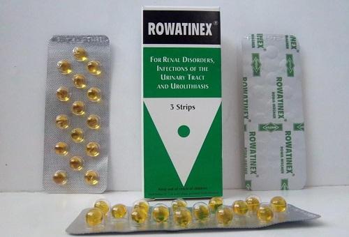 Rowatinex Capsules