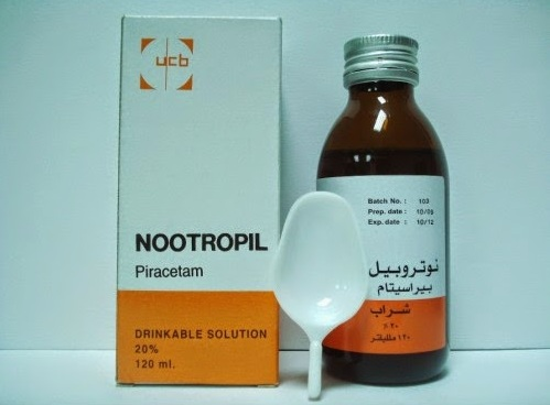 Nootropil Drinkable Solution