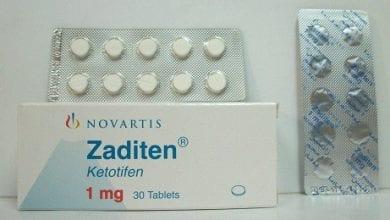 Zaditen Tablets