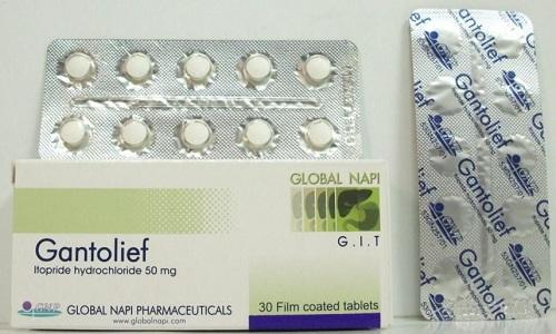 دواء Gantolief Tablets
