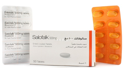 Salofalk Tablets