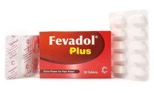 فيفادول بلص اقراص Plus Tablets