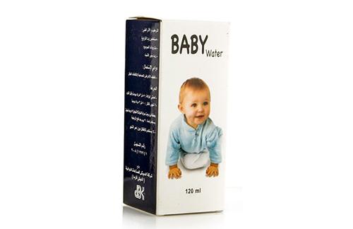 بيبي ماء غريب لعلاج المغص والغازات لحديثى الولادة والأطفال الرضع Gripe Water الأجزخانة
