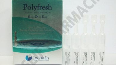 بولى فريش قطرة POLYFRESH EYE DROPS